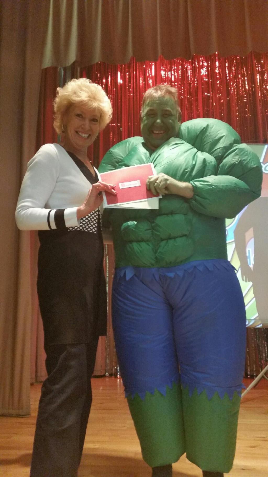 Charlotte Grobien Donates £55,000 To Eikon