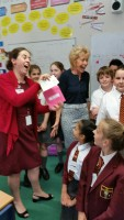 Charlotte Grobien Donates £20,000 To SATRO