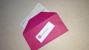 That Pink Envelope